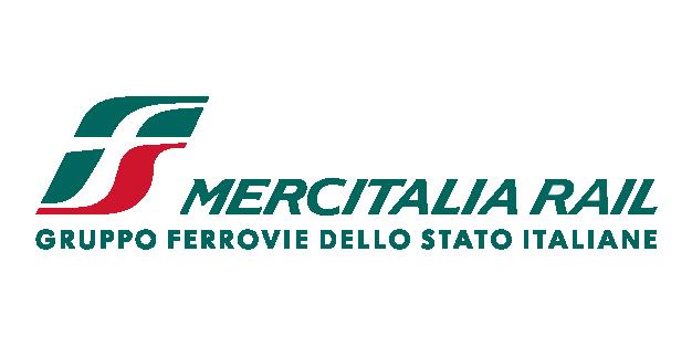 Logo Mercitalia Rail